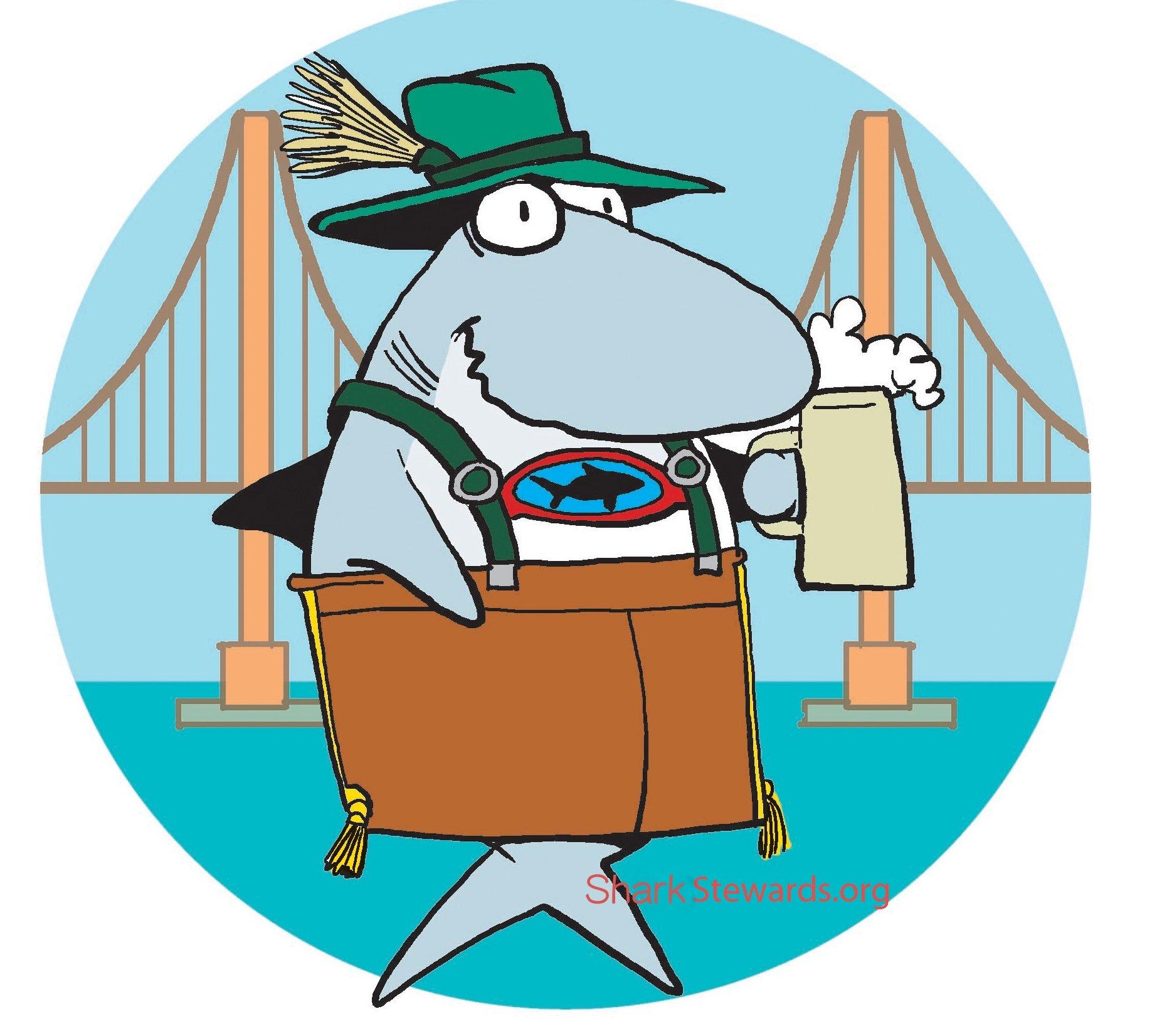 Sherman the shark
