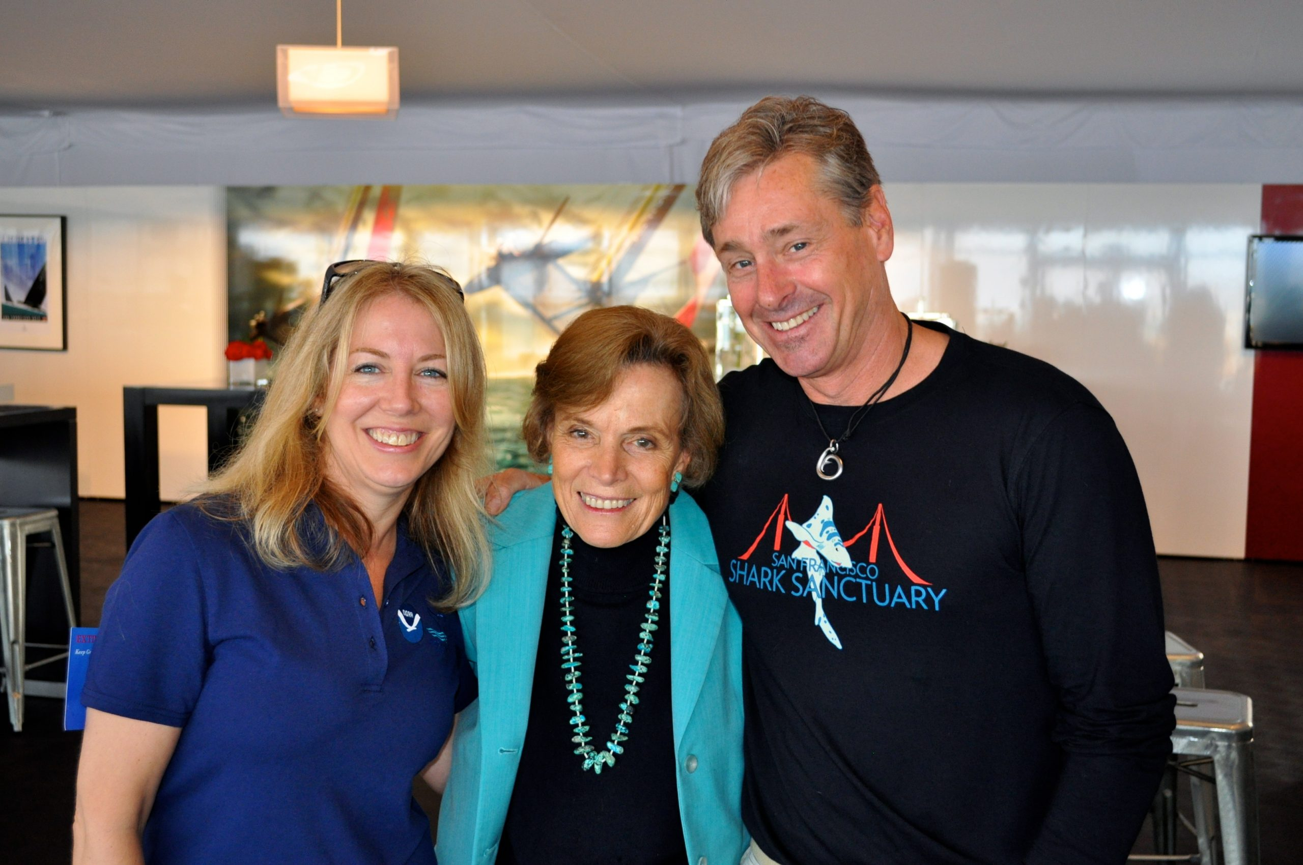 SylviaEarle and McGuire